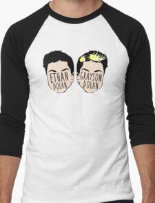 Dolan Twins (Ethan Dolan & Grayson Dolan) Men's Baseball ¾ T-Shirt