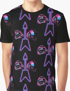 The Robotic French Duo! Graphic T-Shirt