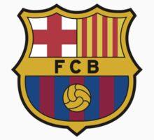 FC Barcelona One Piece - Short Sleeve