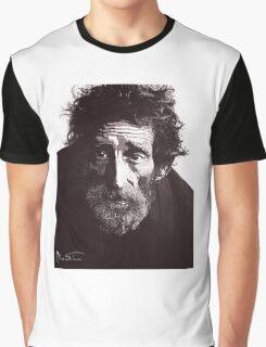 Homeless Man 4 Graphic T-Shirt