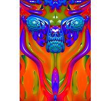 Lava Creature Photographic Print
