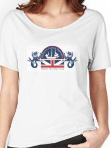 Shipbuilders Crest Women's Relaxed Fit T-Shirt