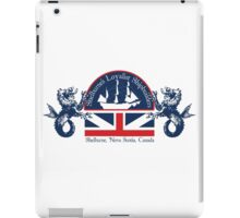 Shipbuilders Crest iPad Case/Skin