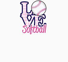 Love Softball  Unisex T-Shirt
