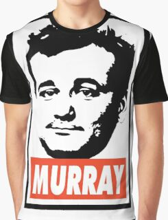 Bill Murray Graphic T-Shirt