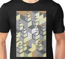 Ciudad cubo  Unisex T-Shirt