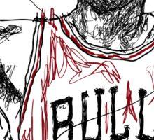 Dennis Rodman Sticker