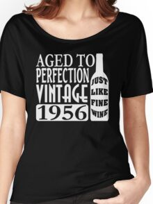 1956 Aged To Perfection Women's Relaxed Fit T-Shirt