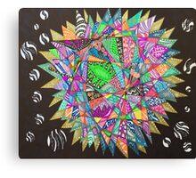 Perfect Chaos Canvas Print