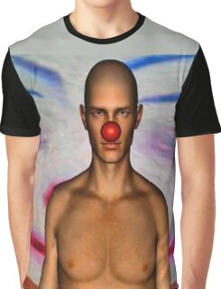 CLOWN Graphic T-Shirt