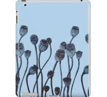 Poppy Pepper Pots in blue iPad Case/Skin