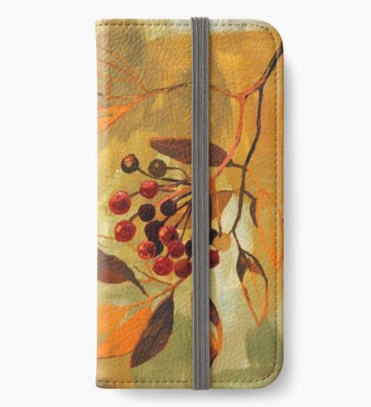 Rowan II iPhone Wallet/Case/Skin