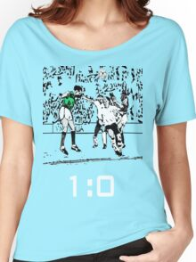 Ireland 1:0 England Women's Relaxed Fit T-Shirt