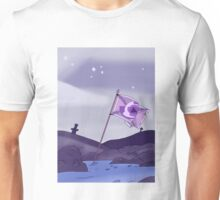 Crystal Gem Battlefield Flag Unisex T-Shirt