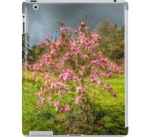 Sunlit Magnolia iPad Case/Skin