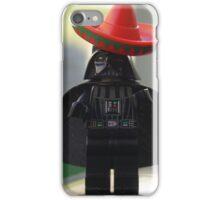 Sombrero Vader iPhone Case/Skin
