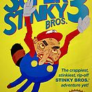 Super Stinky Brothers 3 by BionicWiggly