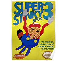 Super Stinky Brothers 3 Poster