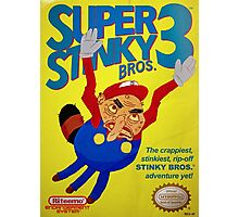 Super Stinky Brothers 3 Photographic Print
