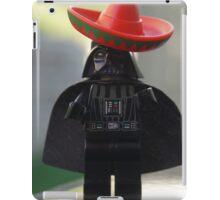 Sombrero Vader iPad Case/Skin
