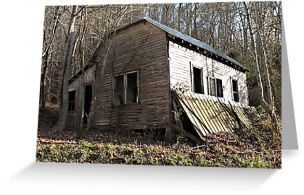 """Jackie's House, Another Angle""... prints and products by © Bob Hall"