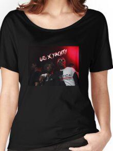 UZI X Yachty Women's Relaxed Fit T-Shirt