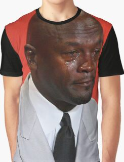 Crying Michael Graphic T-Shirt