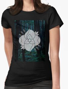 La Dispute - Flower Womens Fitted T-Shirt