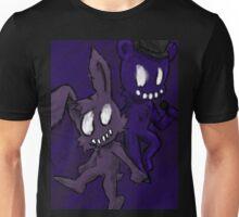 Chibi Shadows Unisex T-Shirt