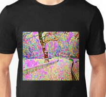 Color My World Happy Unisex T-Shirt