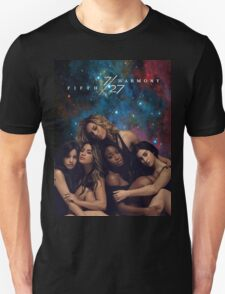 FIFTH HARMONY 7/27 GALAXY COVER Unisex T-Shirt