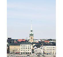 Stockholm #1 Photographic Print