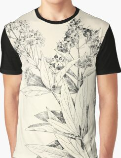 Southern wild flowers and trees together with shrubs vines Alice Lounsberry 1901 132 Loostrife Graphic T-Shirt