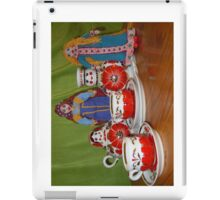 Russian Doll Tea Time iPad Case/Skin