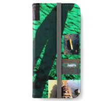 GREETINGS FROM THE BEACH iPhone Wallet/Case/Skin