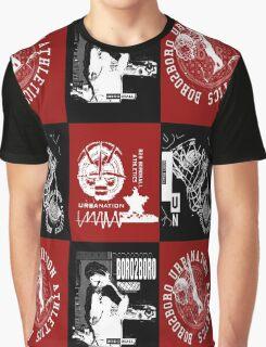 urban nation3 Graphic T-Shirt