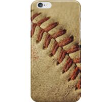Vintage Baseball iPhone Case/Skin