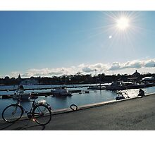 Stockholm #4 Photographic Print
