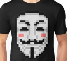 V For Vendetta - Mask Unisex T-Shirt