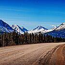Alaska Highway by Yukondick