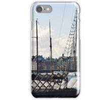 Stockholm #6 iPhone Case/Skin
