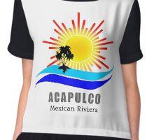 Acapulco Chiffon Top
