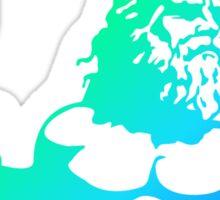 King Neptune Blues Sticker