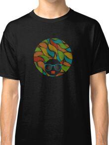 Colorful hair Classic T-Shirt