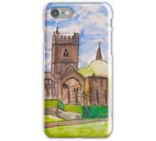 Bristol Castle Park iPhone Case/Skin