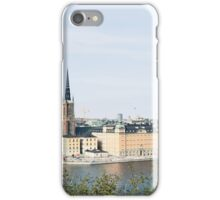 Stockholm #9 iPhone Case/Skin