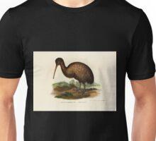 Bilder atlas zur Wissenschaftlich populären Naturgeschichte der Vögel in ihren sämmtlichen Hauptformen Leopold Joseph Fitzinger 1864 110 Unisex T-Shirt