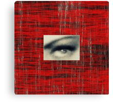 Distorted vision Canvas Print