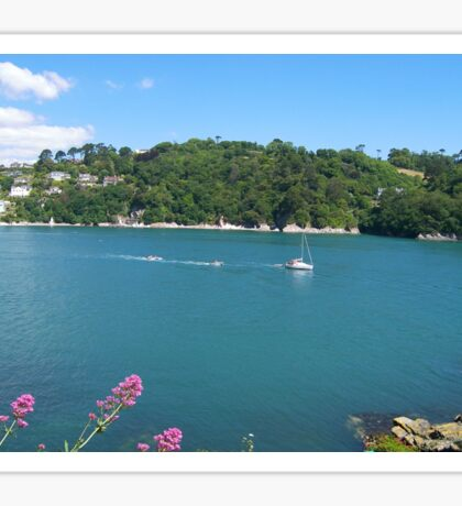 The Dart Estuary Sticker