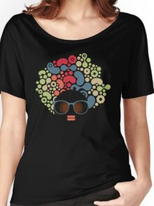 Strange hair. Women's Relaxed Fit T-Shirt